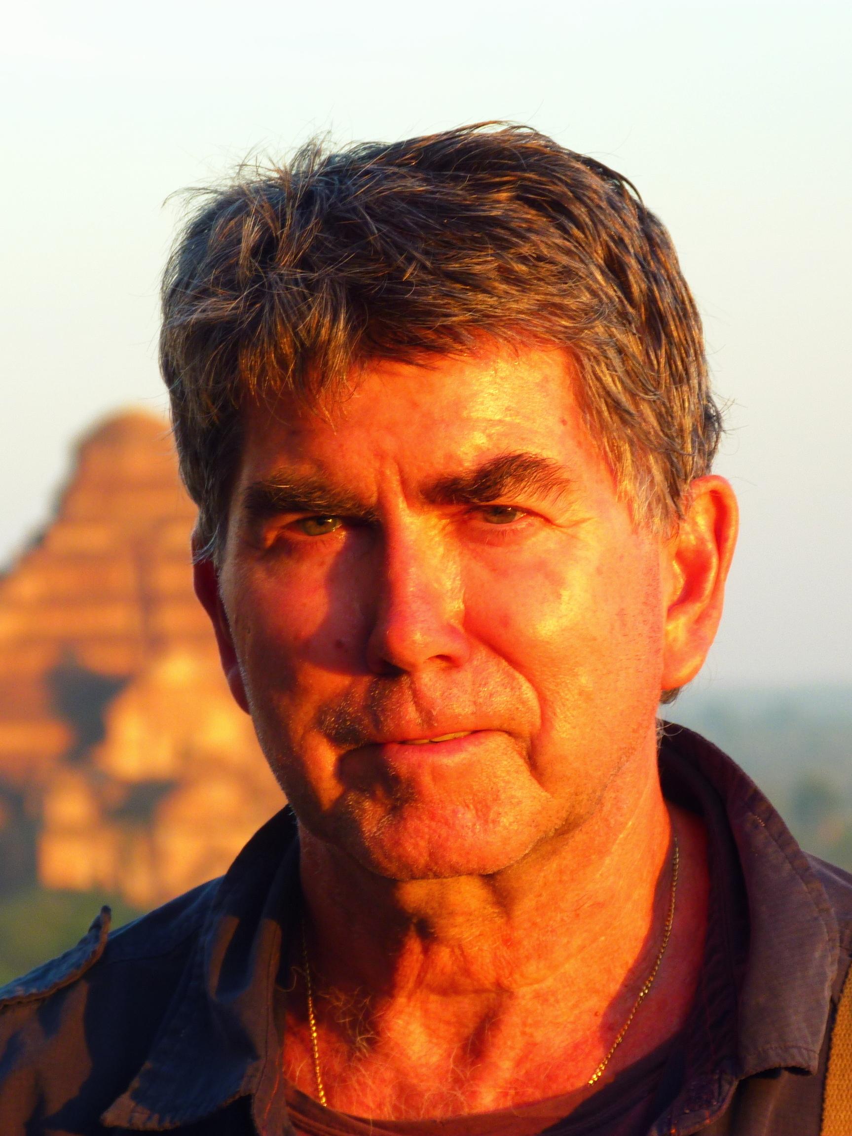 Arild Molstad - reiselivsekspert og skribent.