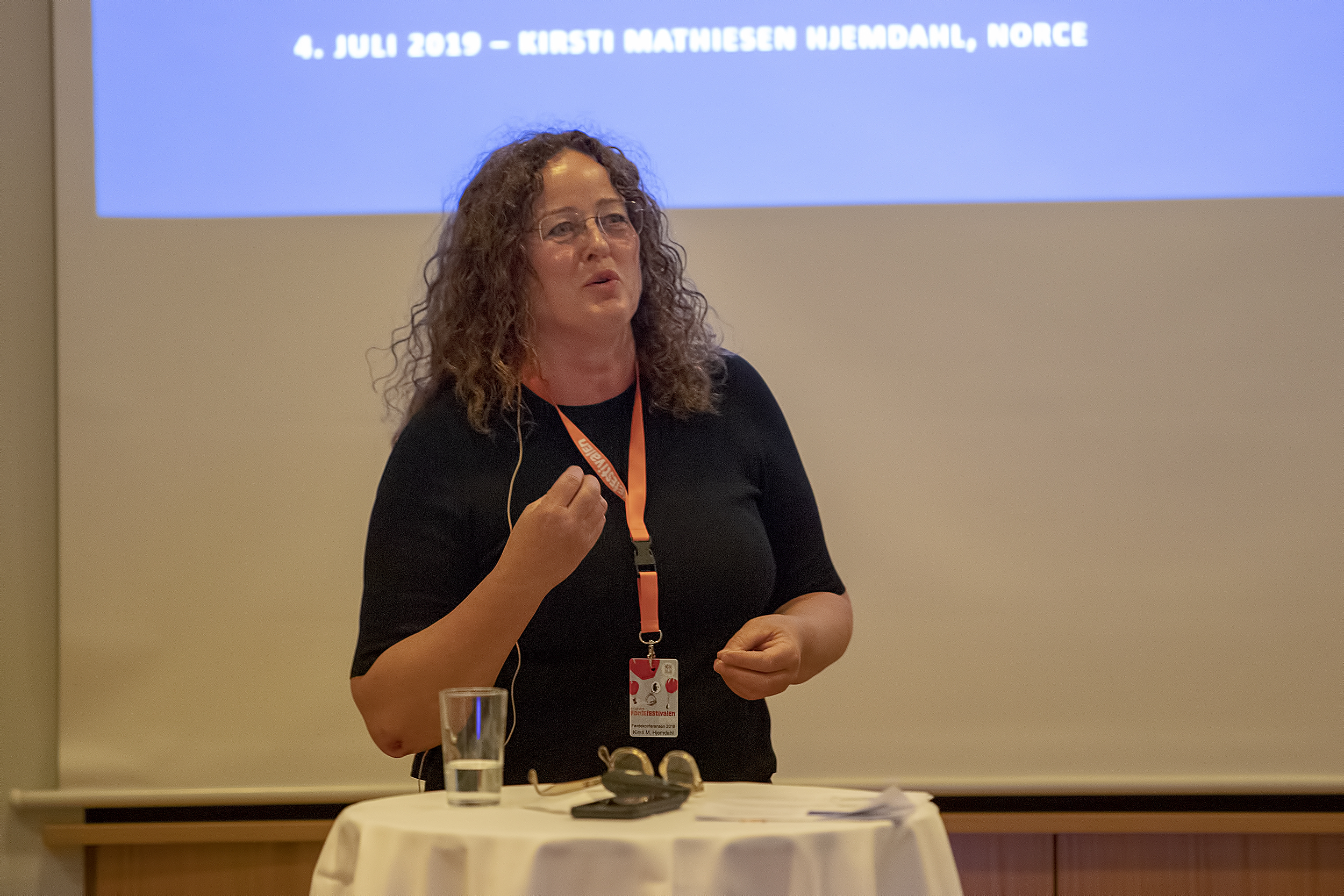 Kirsti Mathiesen. Foto: Espen Stensvoll