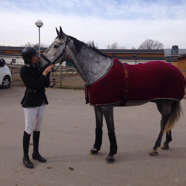 Vita Nova, älskade häst