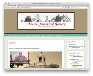Visit the Chester Historical Society website to learn more