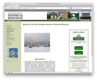 Visit the NH Division of Historic Resources to learn more