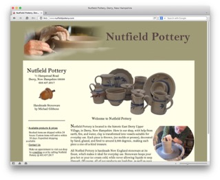 Visit the Nutfield Pottery website to learn more