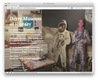 Visit the Derry History Museum website for its hours, location, and more.