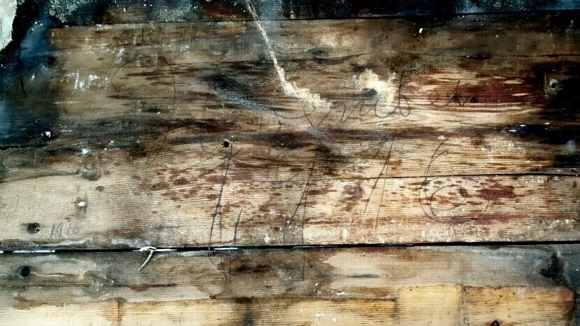 Photo courtesy of Preservation Timber Framing, Inc.
