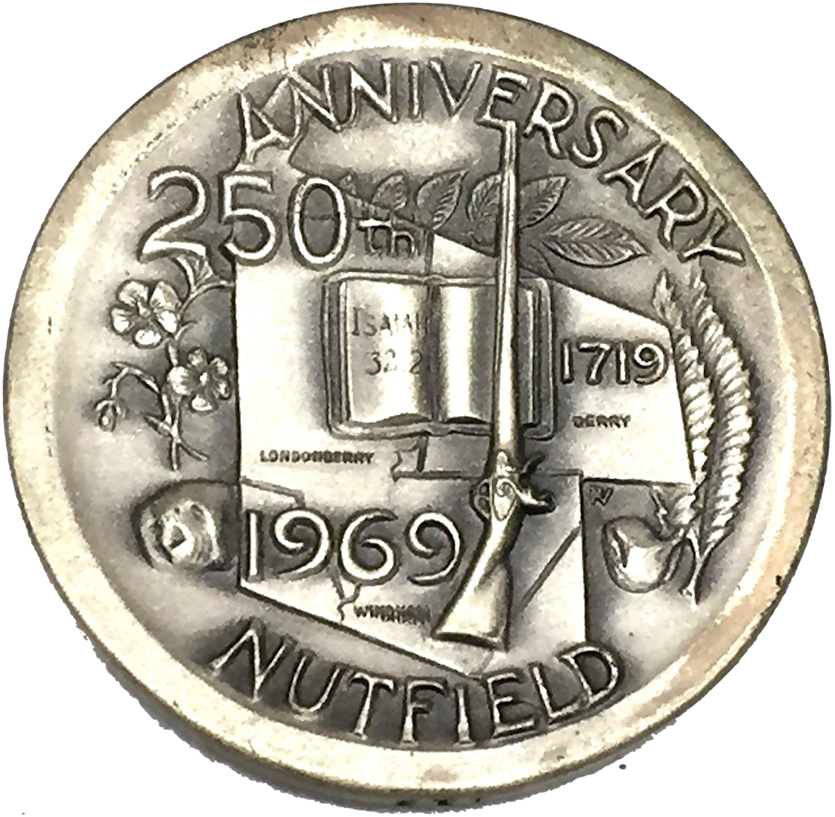 nutfield 250th medal silver.png