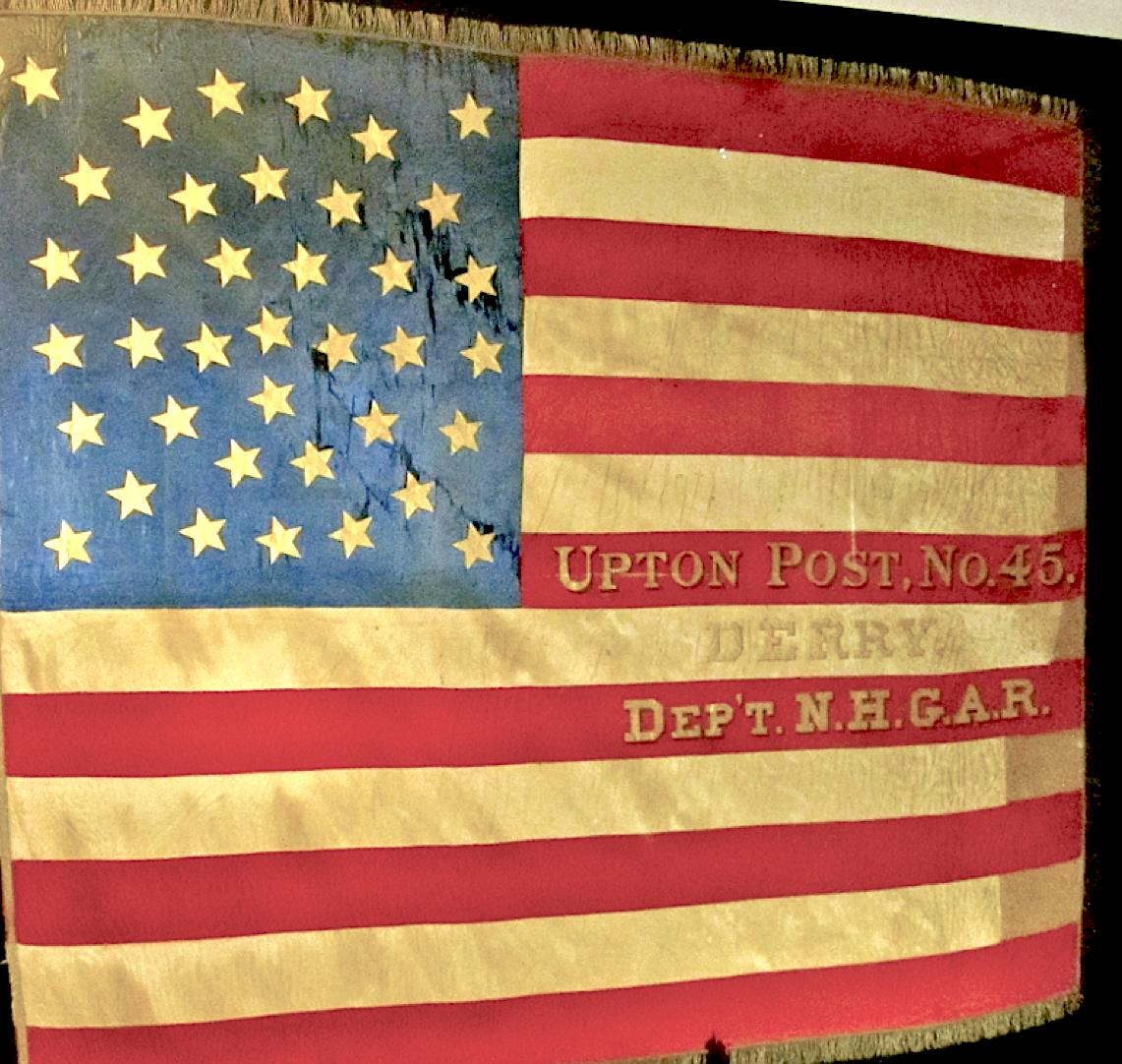 gar upton post flag framed.png