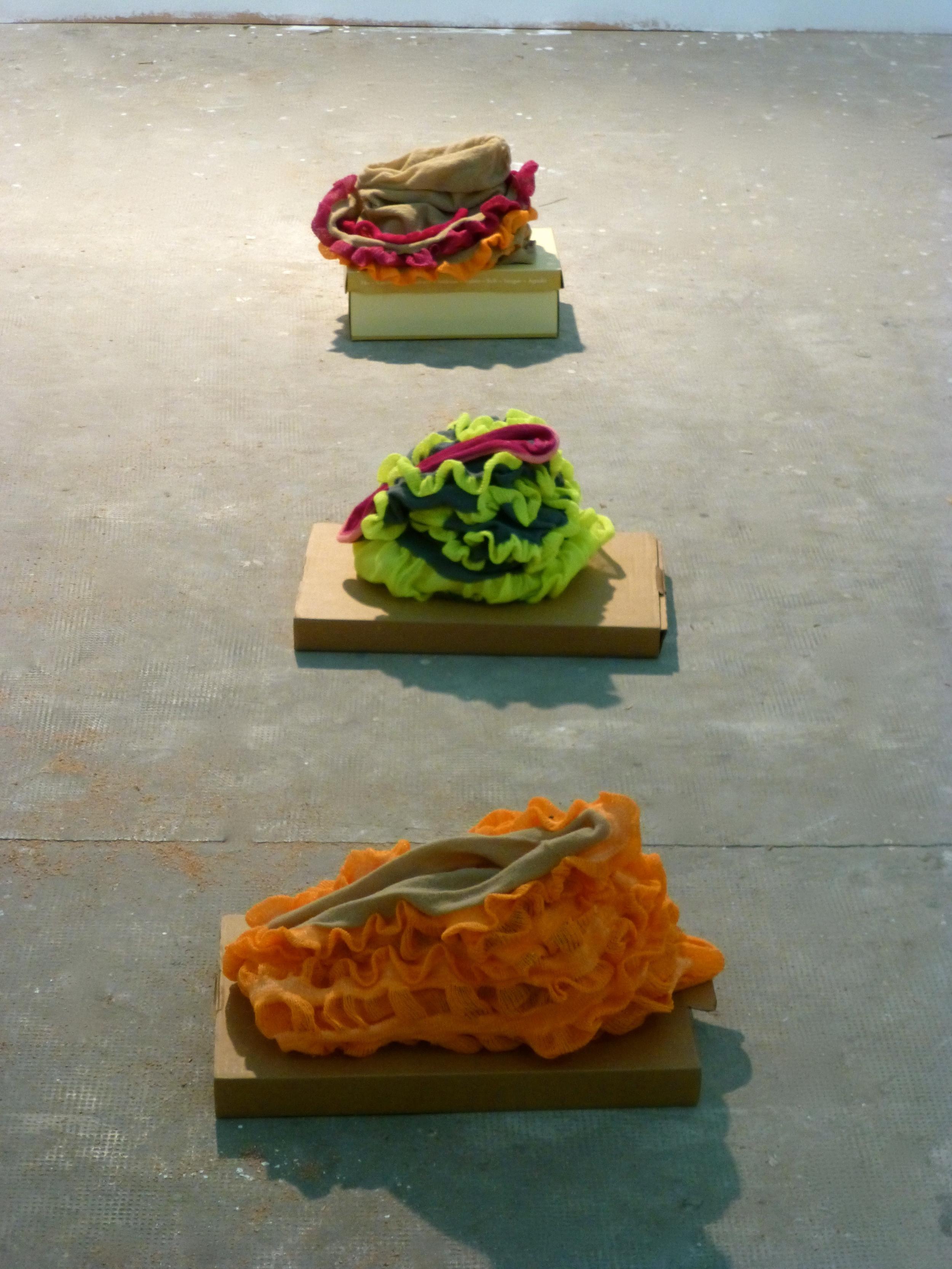 Exhibition view,casablanca biennale