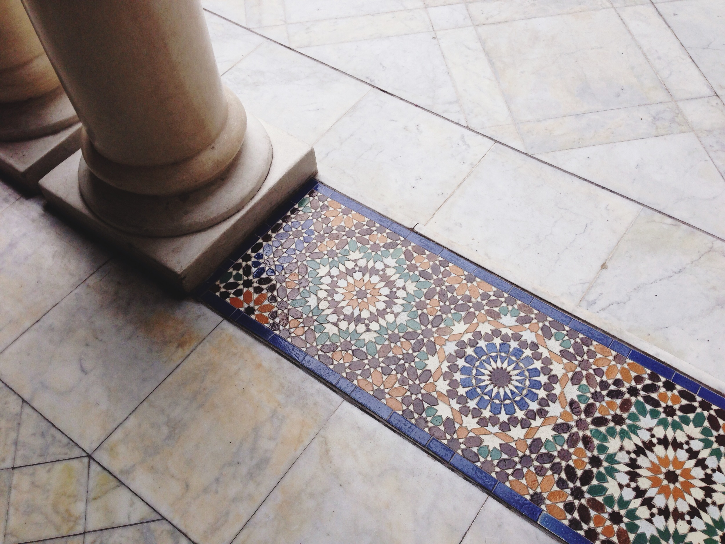 paris-grande_mosquee_de_paris_floor_tile_detail