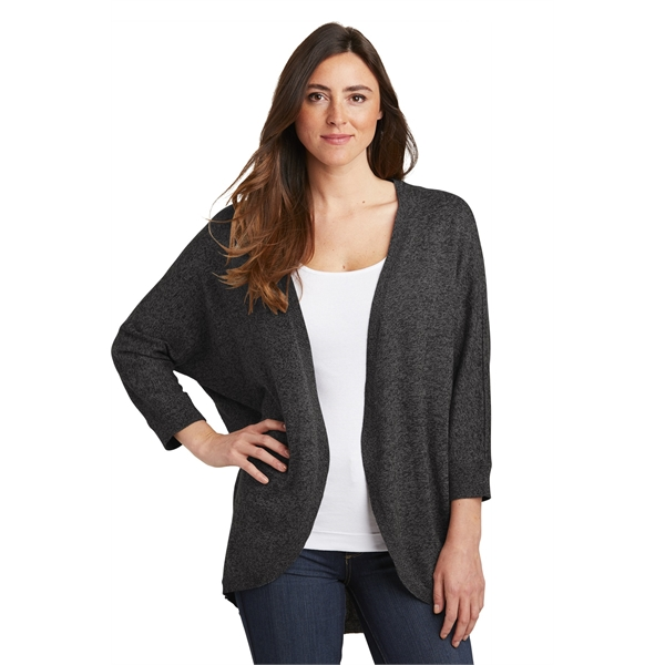 Port Authority Ladies Marled Cocoon Sweater.jpg