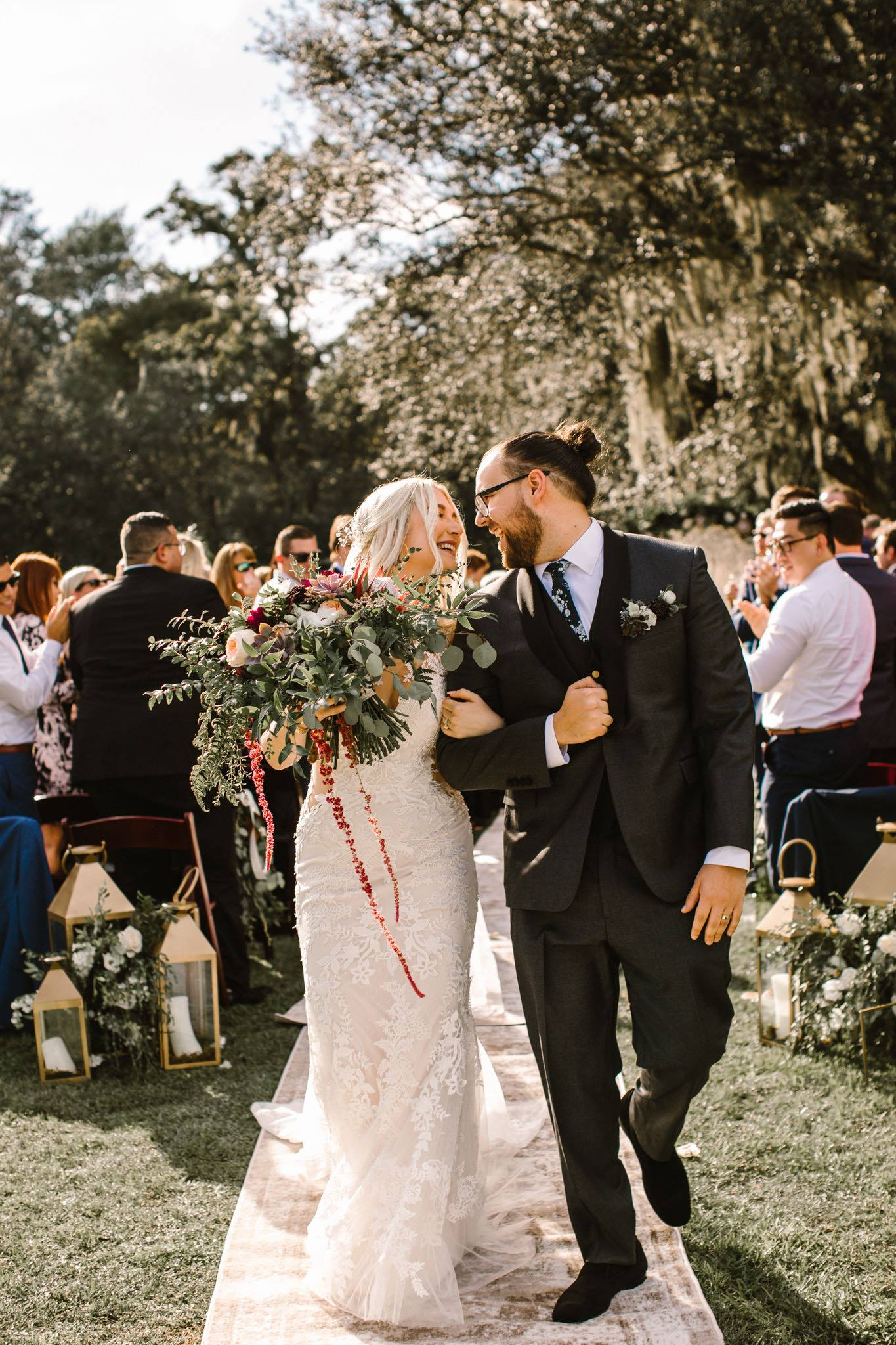 Bramble Packages - With three different Packages, three different environments, and a Rustic Pole Barn to conclude your event in, there are many different ways to plan your perfect day.