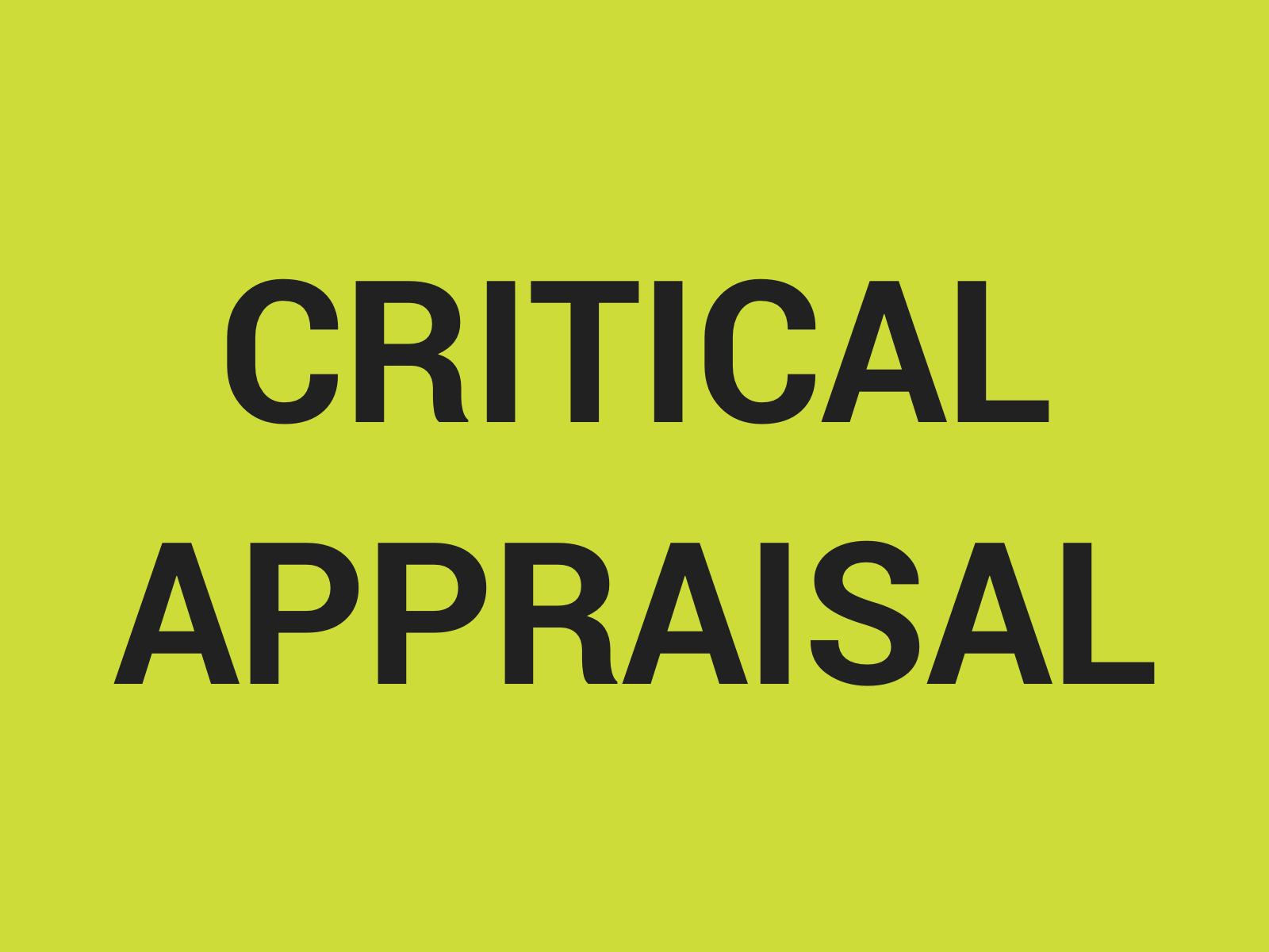HST - Critical Appraisal (card).png