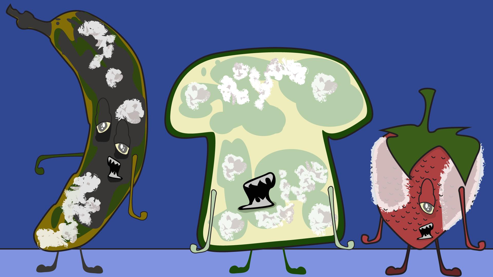 The Walking Bread - Zombies