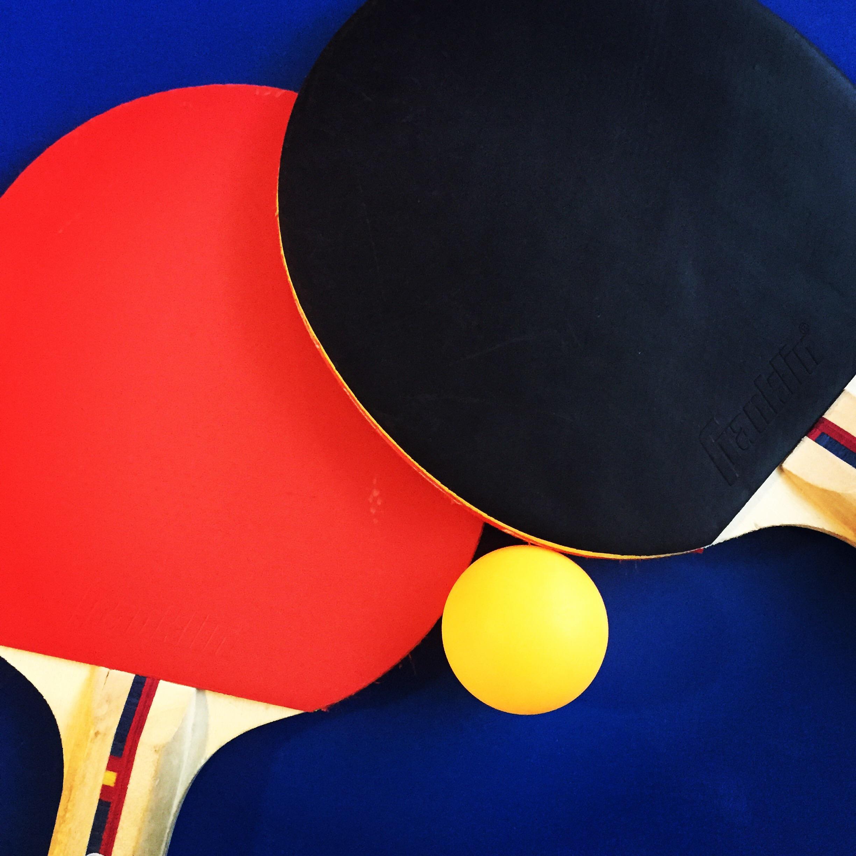 Ping pong, ping pong.