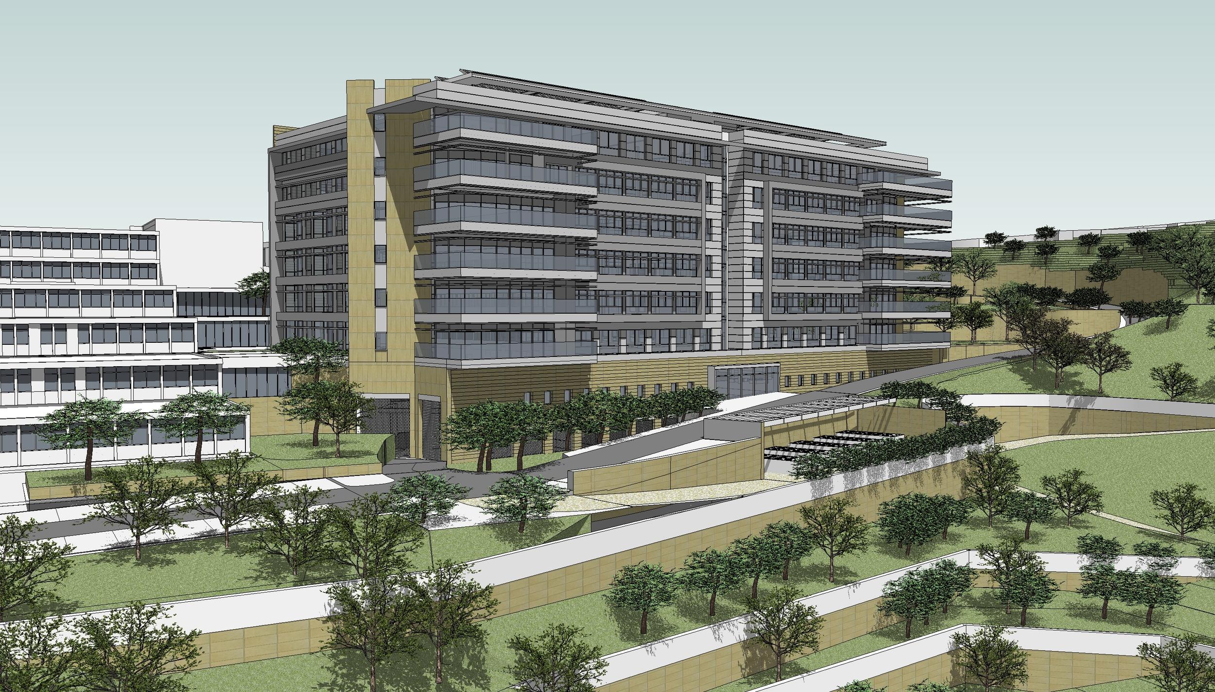 Herzog New Building