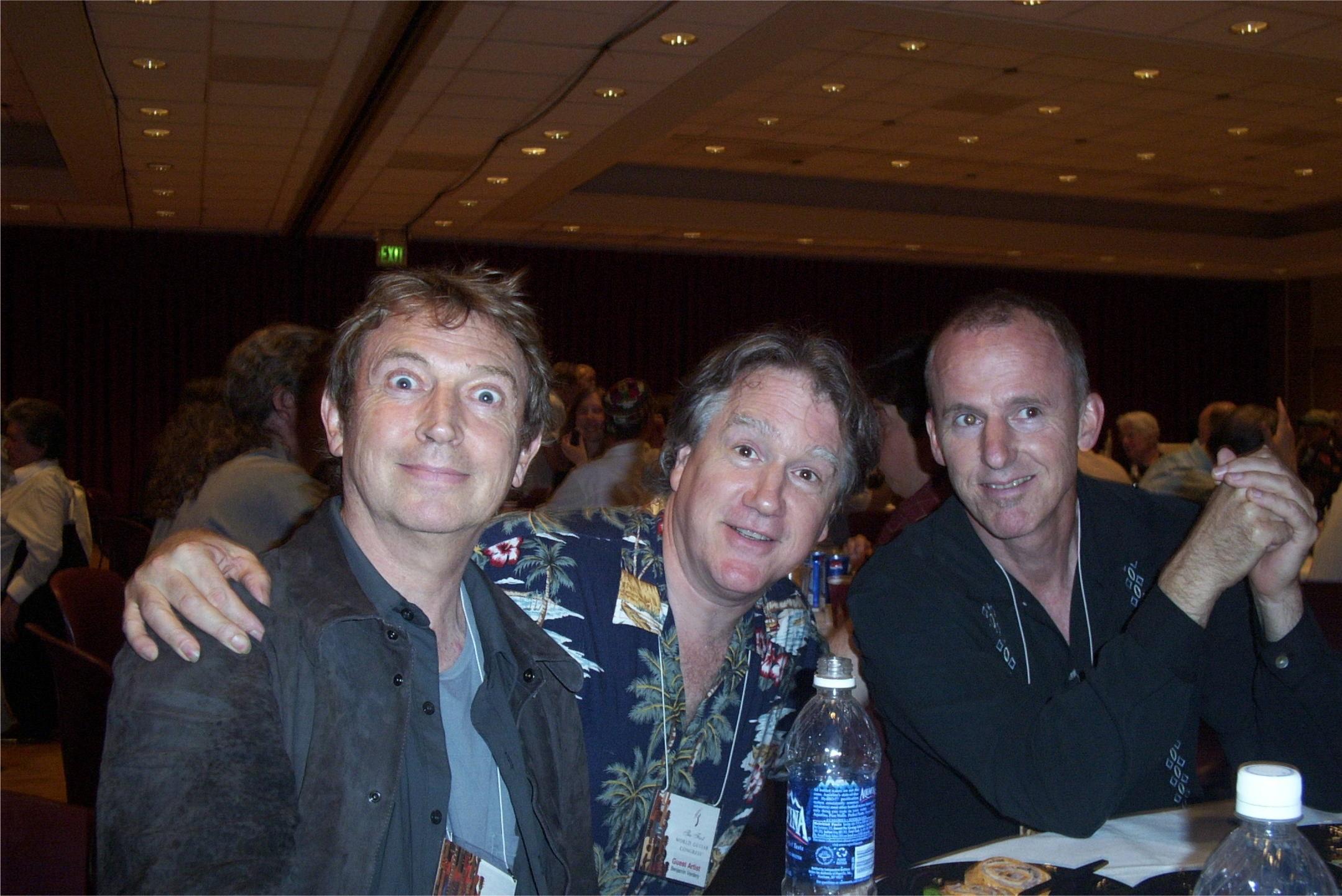 Andy Summers, Ben, John Dearman