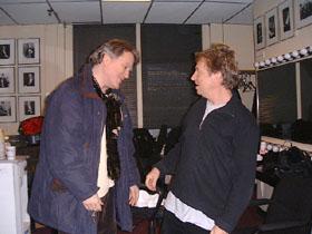 Ben & Andy meet 2002