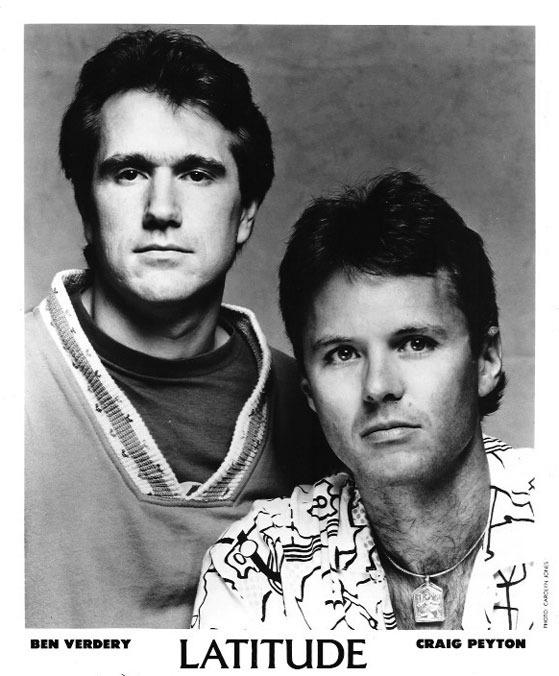 Ben and Craig Peyton of Latitude
