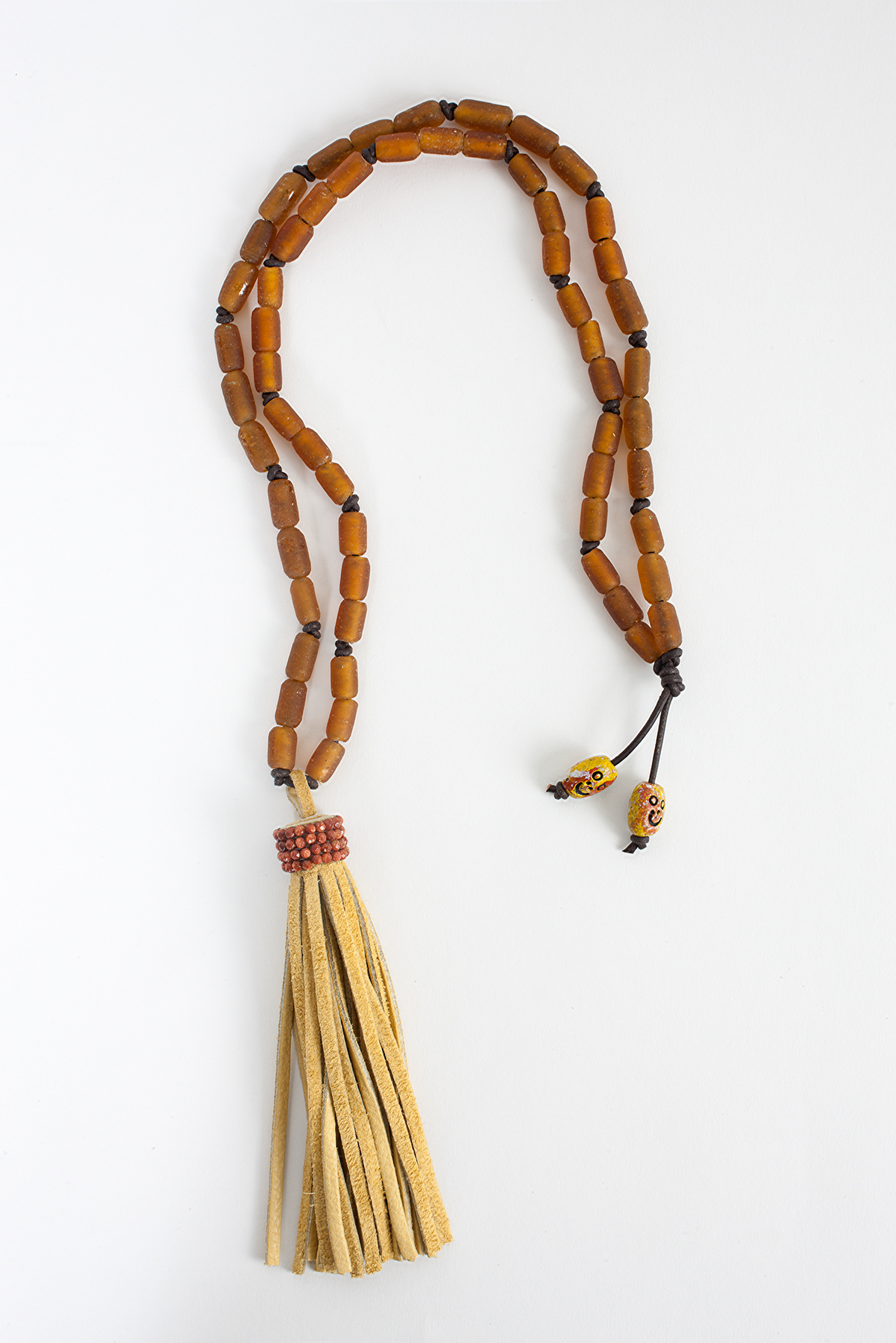 BOHO girls must have a suede tassel necklace like the Tamara necklace shown above. This features our signature woven beading and works well with the warm color palette embraced by all those who call themselves BOHO.  All of the necklaces featured here are part of our newly launched FALL LEXIE COLLECTION. Click here to shop: www.myrnahalpern.com/shop