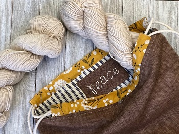 LImited edition luxury kits now available on  The Healthy Knitter website .