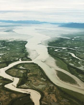 The Copper River Delta