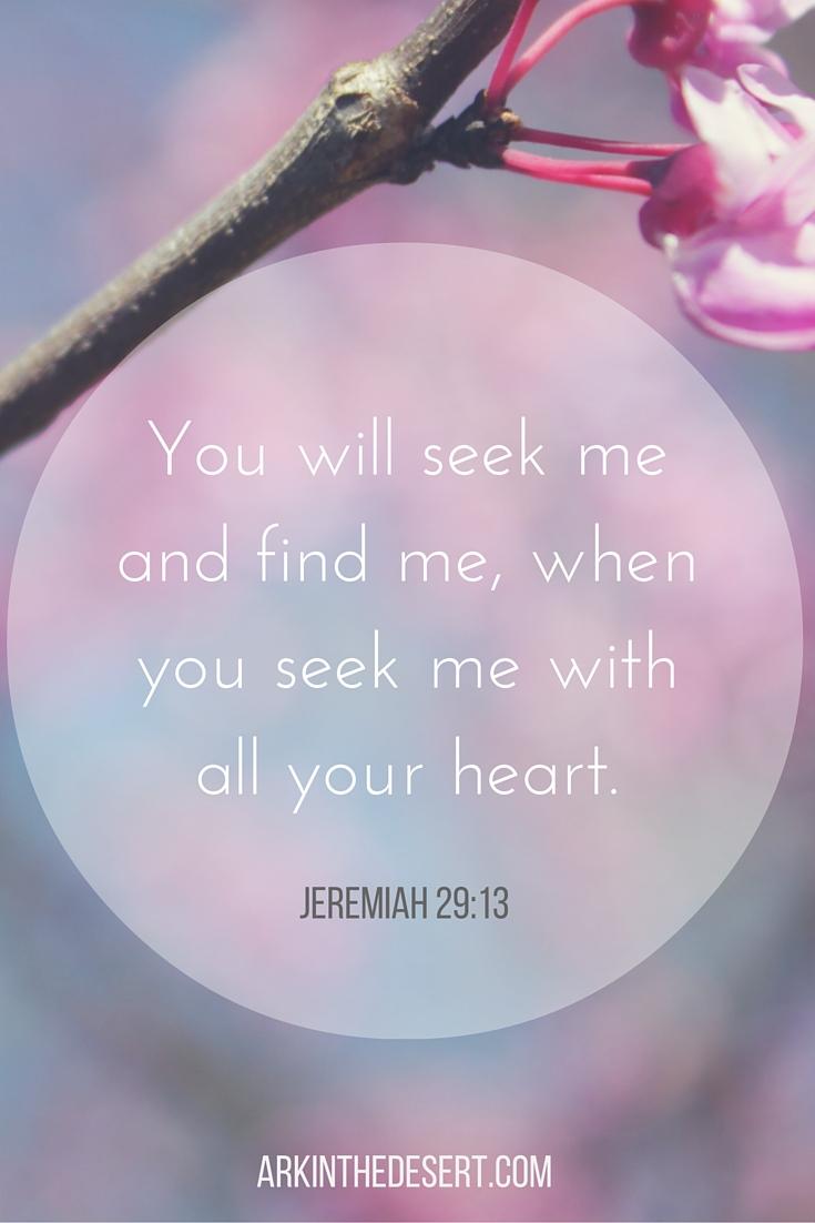 Jeremiah 29:15