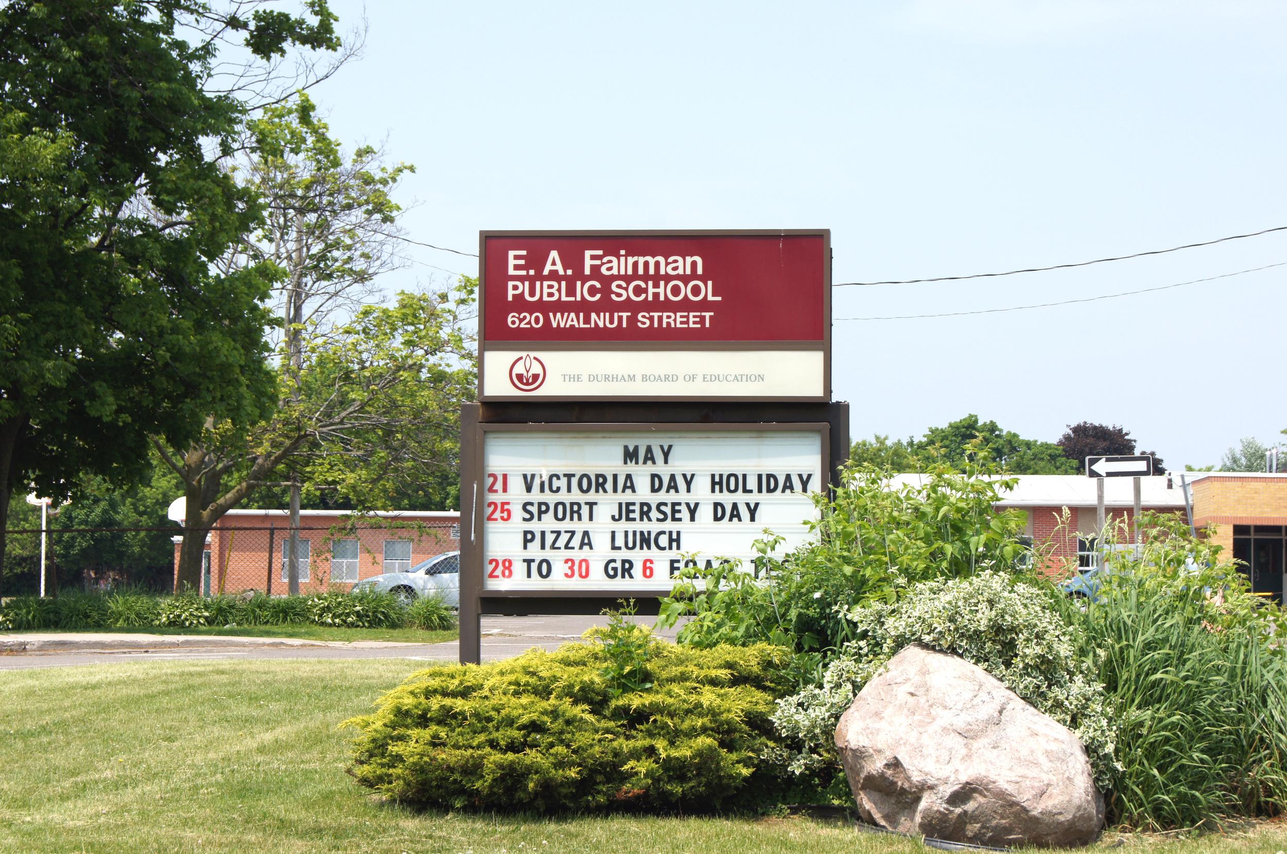 E.A. Fairman Public School.JPG