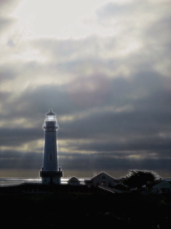 picture © 2015 Nick Leforce taken at the lighthouse at Pigeon Point in Ca.