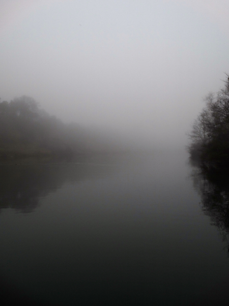 Peering into the future is a lot like walking in fog. You can imagine what lies ahead, and may even know the lay of the land, but you can't quite see the detail and have to be prepared for what appears as you make your way.