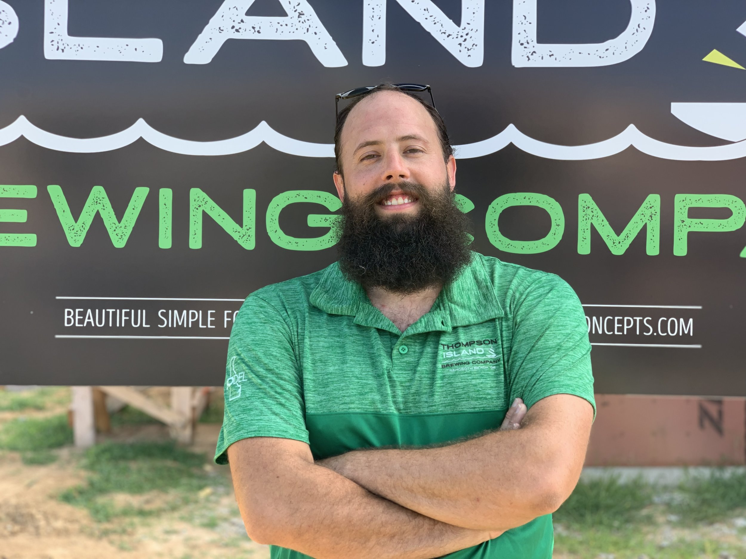 SoDel Concepts hired experienced brewer Jimmy Valm to be the opening brewmaster at Thompson Island Brewing Co., the hospitality groups 12th restaurant.