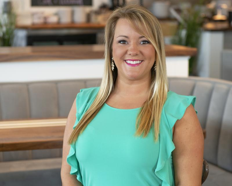 Rachael Bain, director of events at The Clubhouse at Baywood in Millsboro, was recently named Best Wedding Planner in Sussex County by the readers of Coastal Style Magazine. SUBMITTED PHOTOS