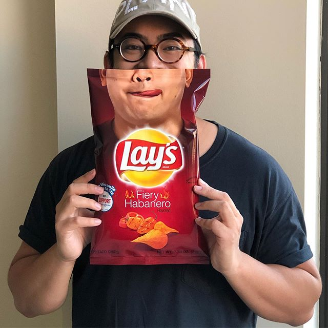 So incredibly excited to announce that I was chosen to be a part of @lays 'Smile with Lay's' campaign.  My 'SneakerHeroes' project was selected as a 'Smile Story' and myself and 30 others, who also have amazing stories where they make people smile, will also be on Lay's chip bags. I'm so honored and pumped to be a part of such an amazing cause.  With the sales of these bags, Lay's will donate $1 million to @operationsmile 🙌🙌🙏🙏 📸: @samyder