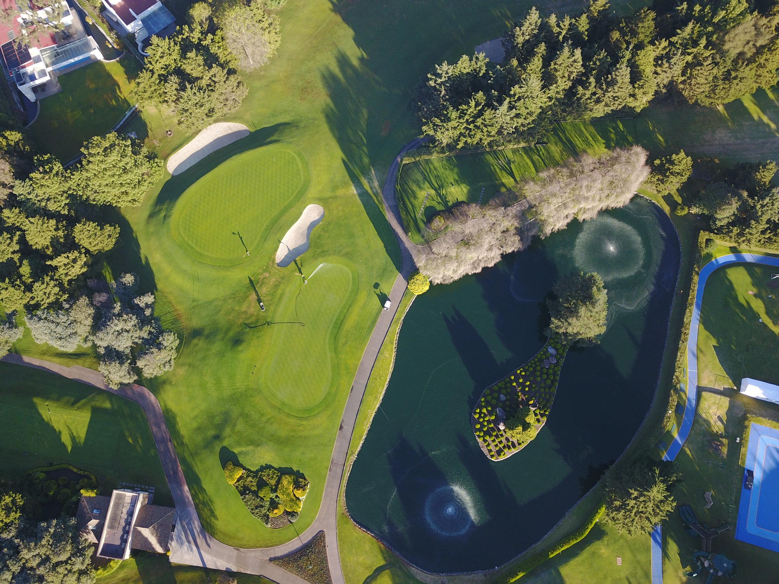 club de golf encinos golfing mexico tour amateur