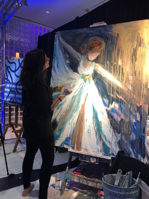 ArtBlink - Live painting event auction to benefit UAB Cancer ResearchFebruary 1 (2020)Ticket Information