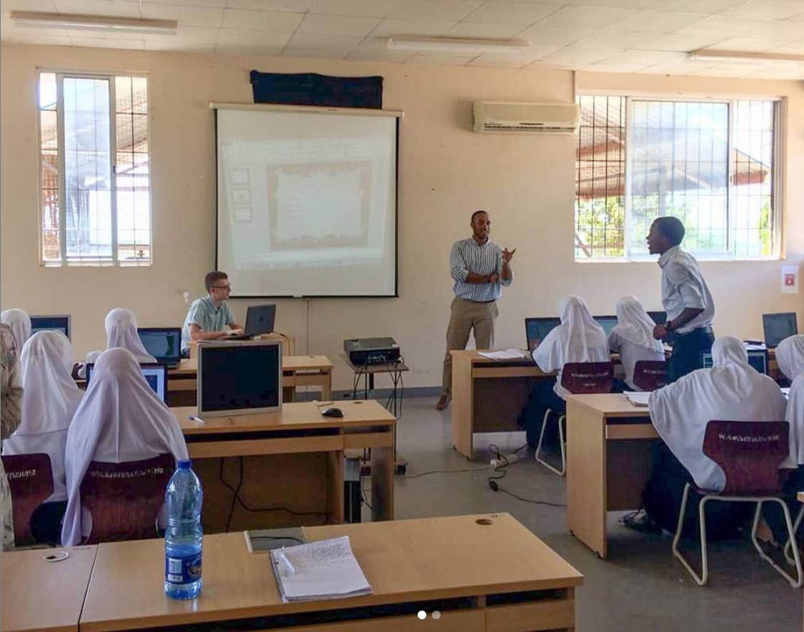 Vocational Education Training Authority, Tanzania Lindi - My ICT Class, 2018