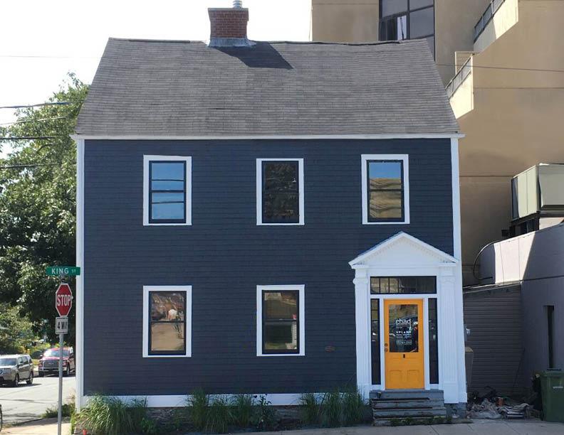 SAMUEL GREENWOOD HOUSE - DARTMOUTH, NS
