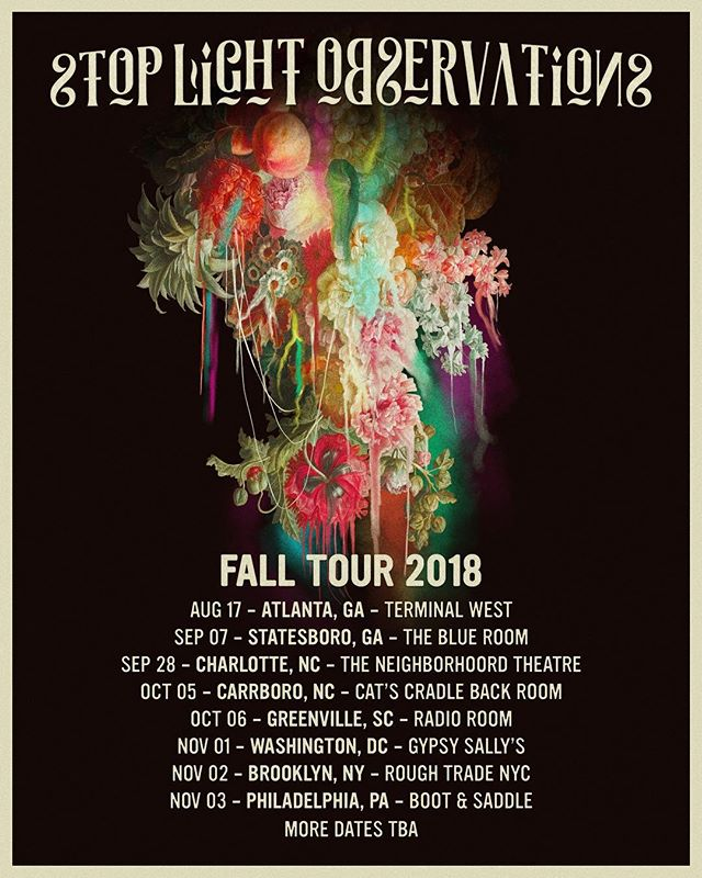 Tickets are on-sale now for our Fall 2018 Tour! See y'all on the road 🤘