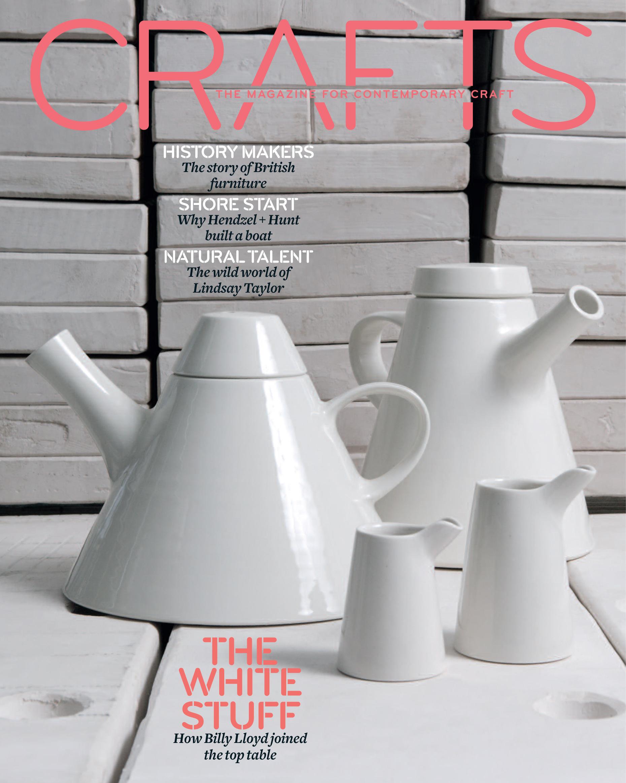 Crafts Magazine   September 2014  .