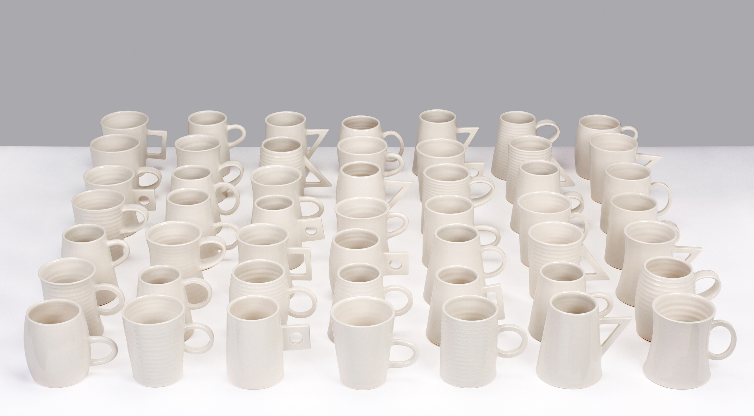 AnEdition Of Fifty Mugs photographed by   Jeremy Johns  .