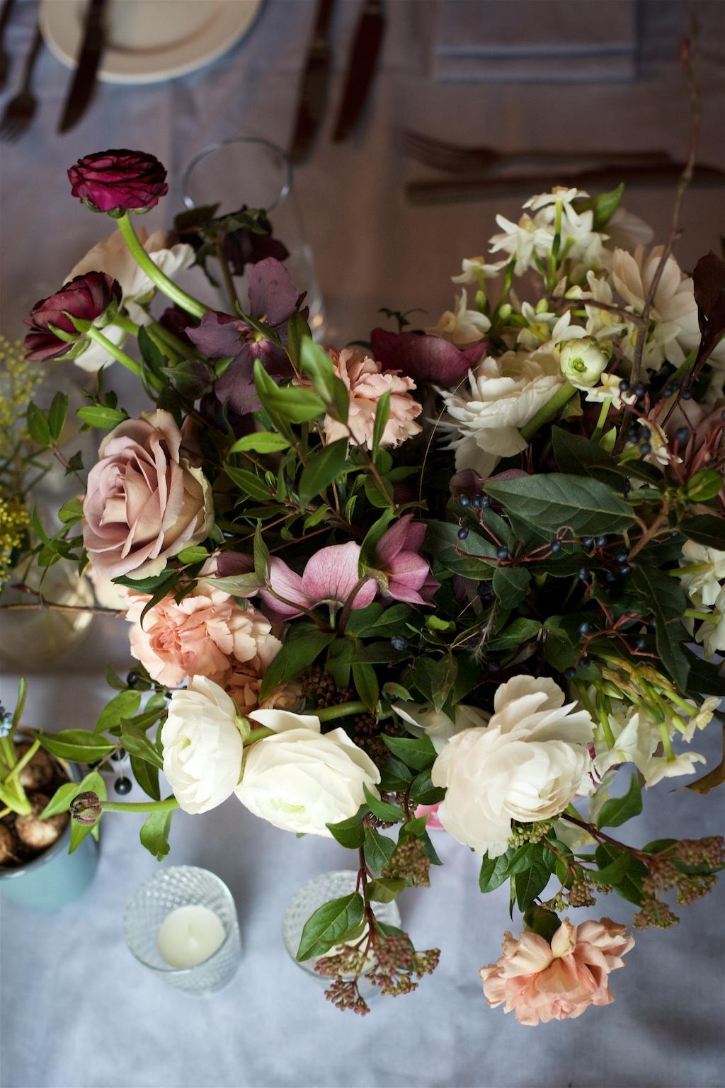Wedding flowers Lewes