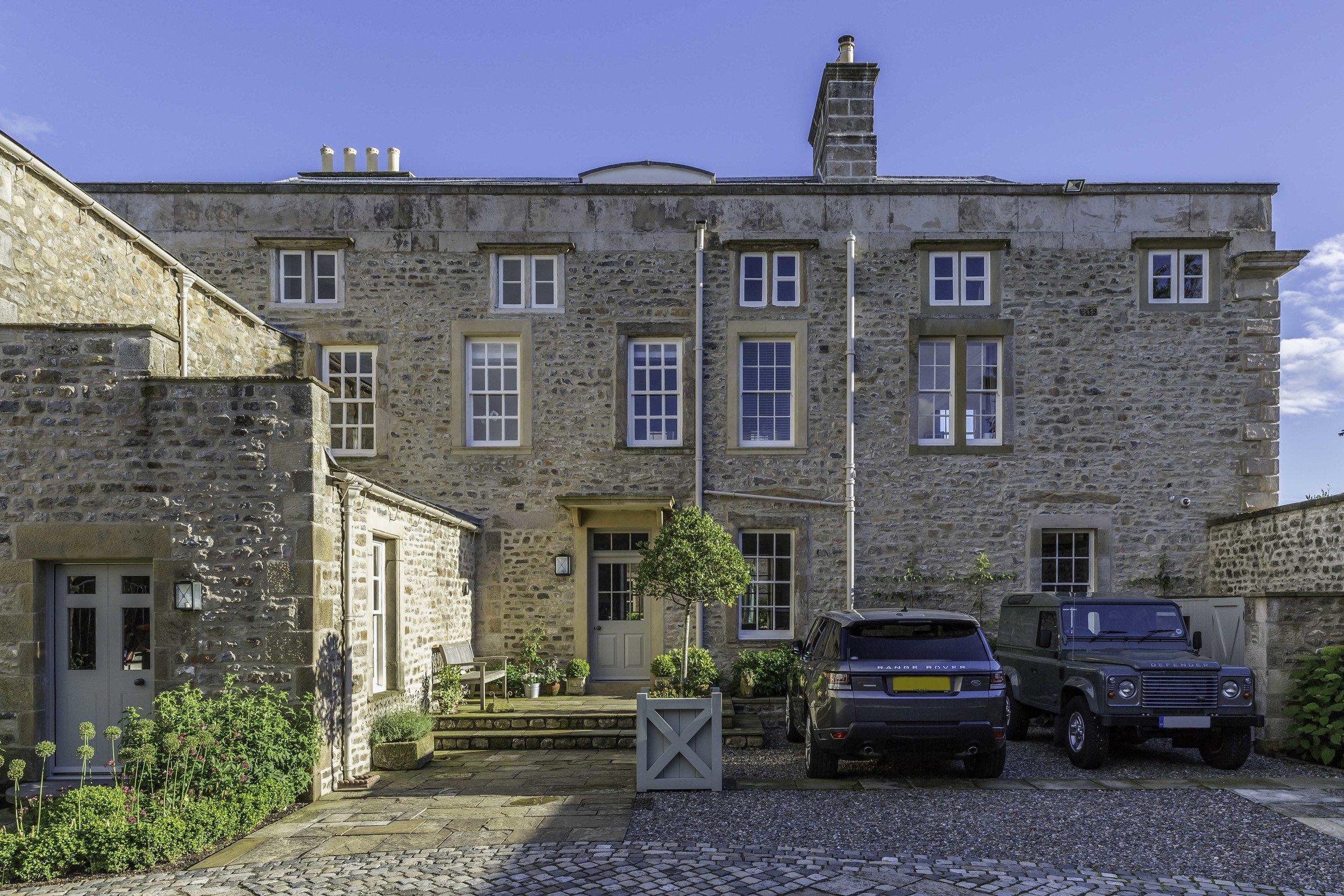 Georgian House renovation,England.