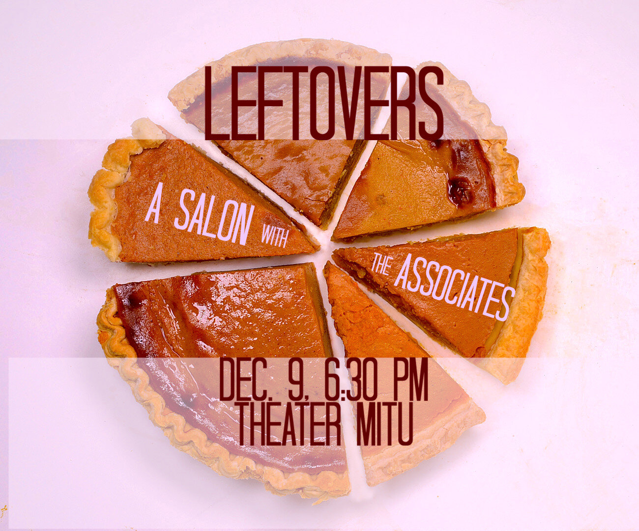 Leftovers A Salon With The Associates