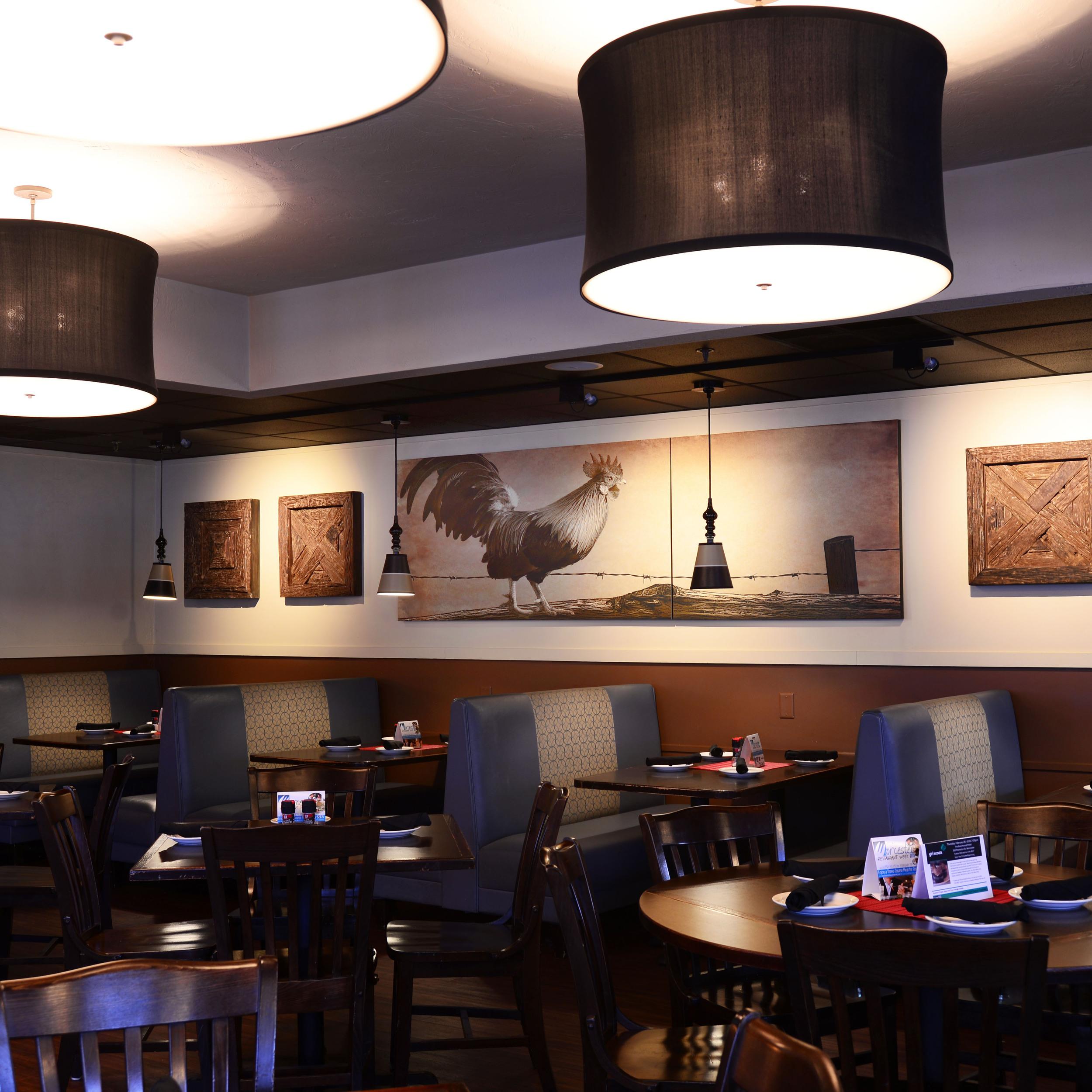 Corporate Art Group Boutique Restaurant