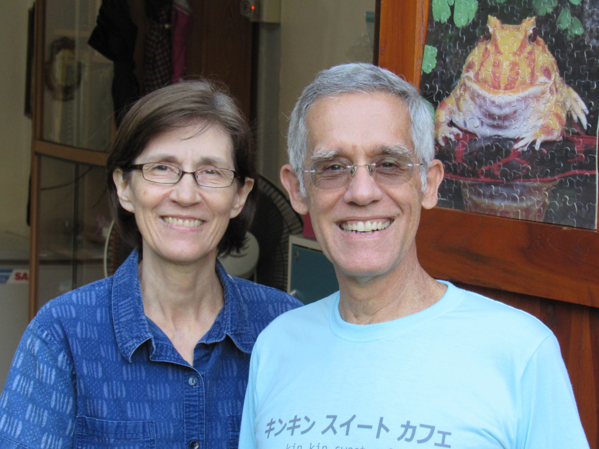 Gene & Mary Long