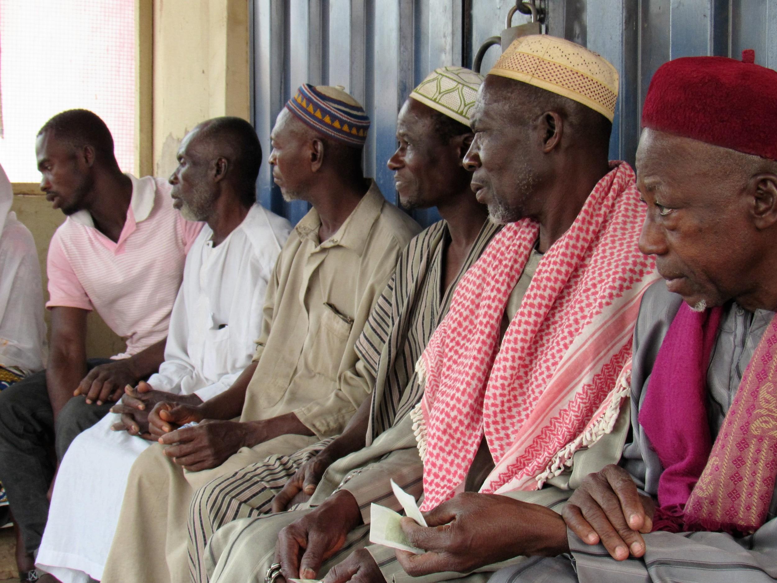 Moringa farmers from Ejore, Ghana share their stories