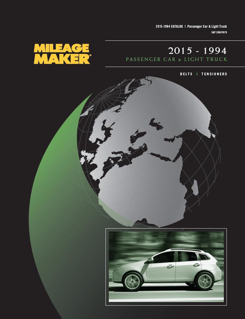 2015-1994 Passenger Car & Light Truck