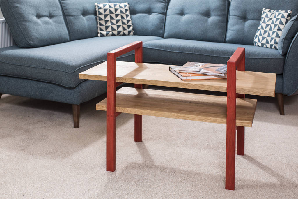 Golden Gate Coffee Table
