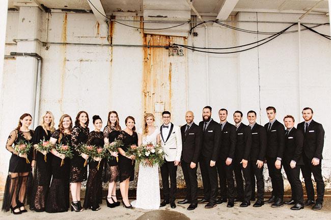 benj haisch wedding