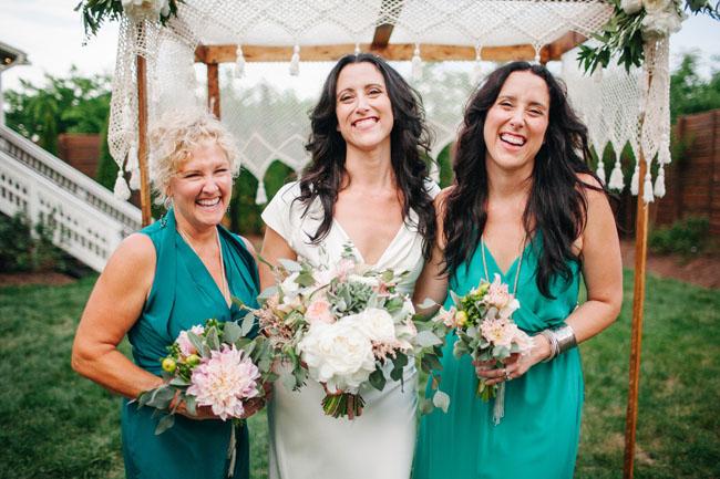 watson twins wedding
