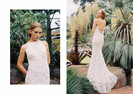 nashville boho wedding dress