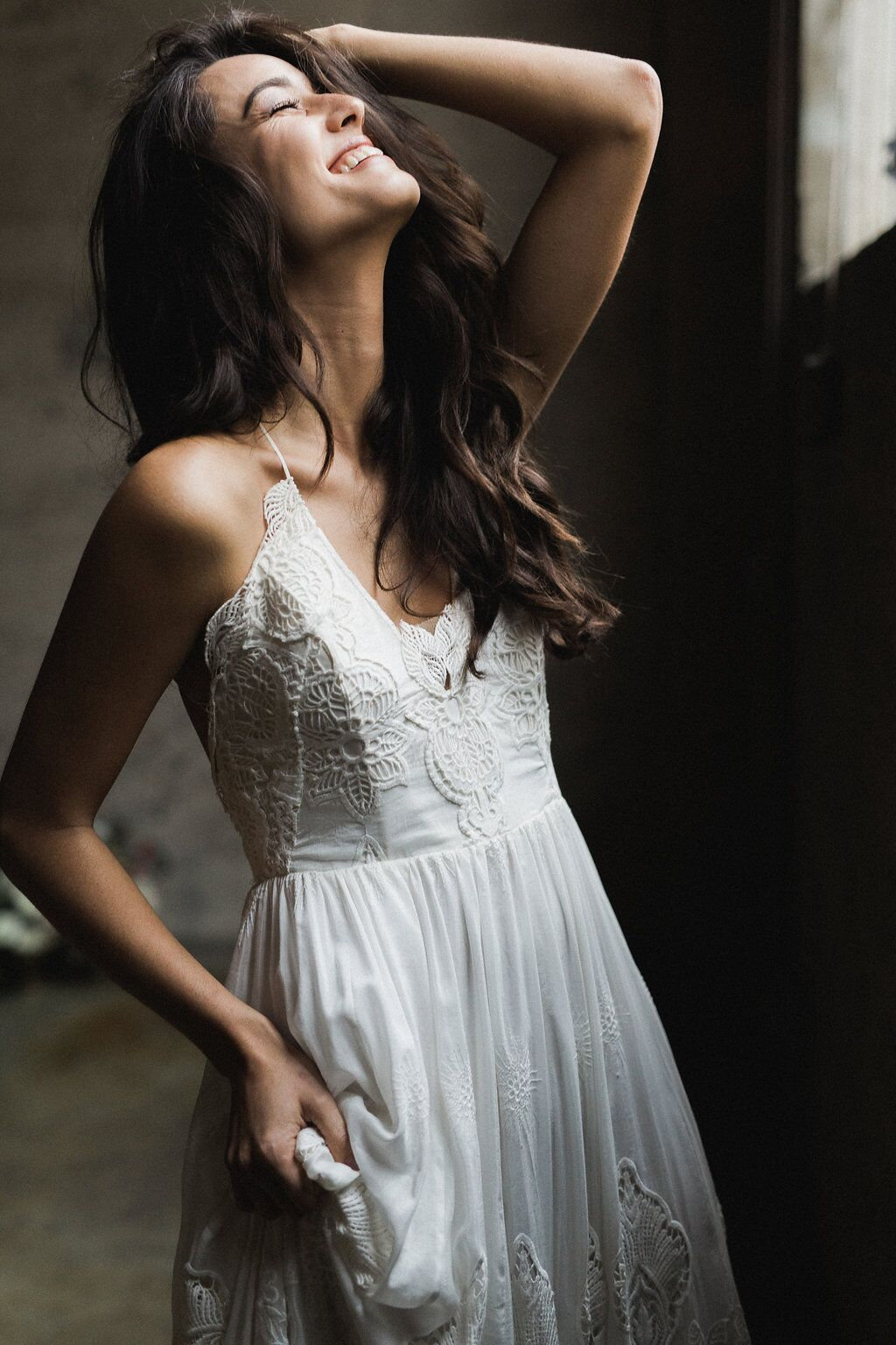 """One of our favorites, Zara,from Rue De Seine's """"Nomadic Love"""" Collection"""